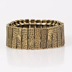 Cave Wear - Brass Bracelet